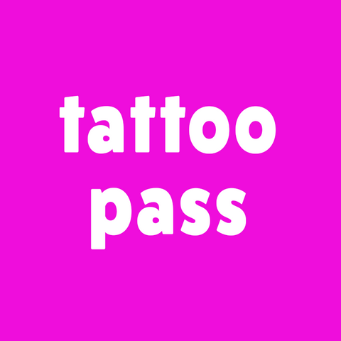 Tattoo pass