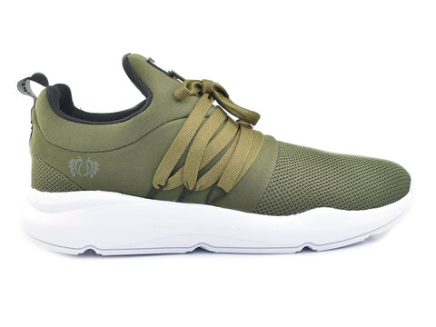 203-36 JOGGER KR MILITARY GREEN (Dama)