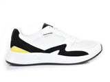 571-196 Traffic White/Black/Yellow Spr Trainer Dama