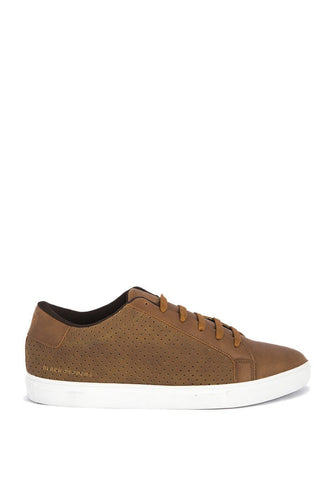WP PERFORATED CAMEL SNEAKERS 571-94