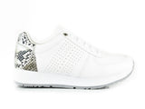 571-205 Traffic Trainer White/Snake Print (Dama)