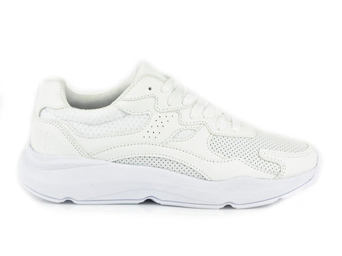 371-27 Full White Traffic Runners (dama)