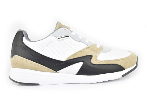 Traffic White/Black/Nude Spr Trainer 571-177