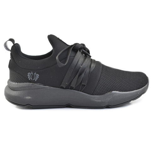 203-019 JOGGER KR ALL BLACK (Dama)