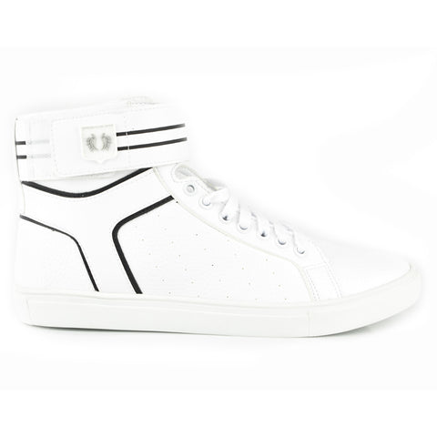 1203-73 Boxing Shoe T White