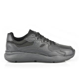 371-20 Full Black Traffic Runners