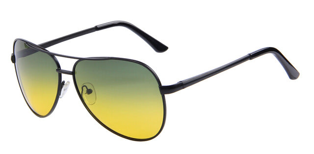 MERRY'S Men's Night Vision Driving Sunglasses 100% Polarized