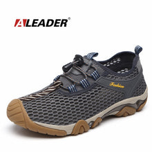 Load image into Gallery viewer, Breathable Mens Casual Shoes by Fashion