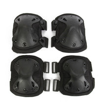 Load image into Gallery viewer, Elbows Knees Protective Safety Gear Pads Guard Set