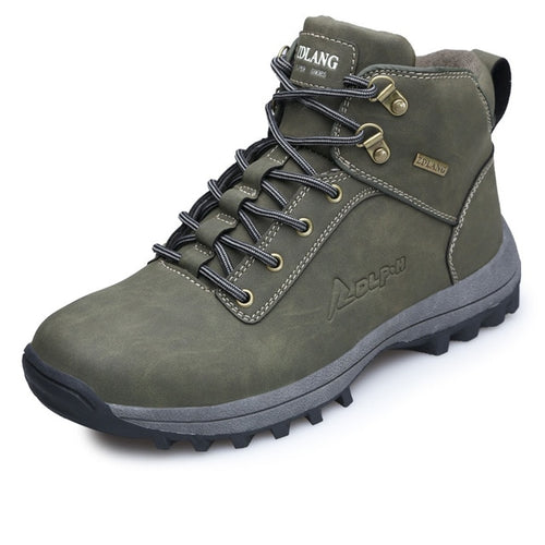 ALEADER Waterproof Men's Hiking Boots