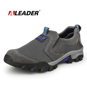ALEADER Mens Breathable Outdoor Shoes 2018 Spring/Summer