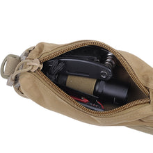 Load image into Gallery viewer, Tactical Shoulder Strap Storage for Backpack