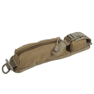 Tactical Shoulder Strap Storage for Backpack
