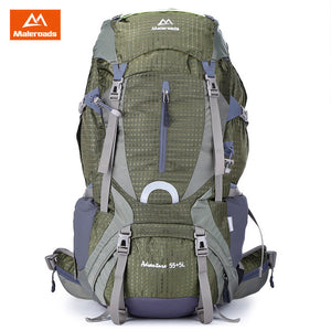 Maleroads 60L Waterproof Outdoor Backpack