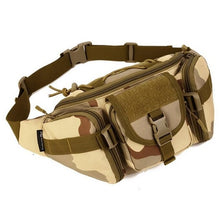 Load image into Gallery viewer, Tactical Waterproof Waist Pack
