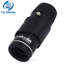Load image into Gallery viewer, Nikula Monocular Telescope 7X18 Fully Coated Monocular