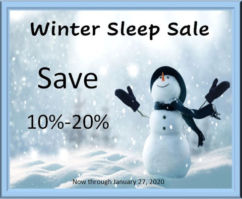 Winter Sleep Sale