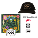 Volume 2 LP, Hat, Enamel Pin Set & Sticker