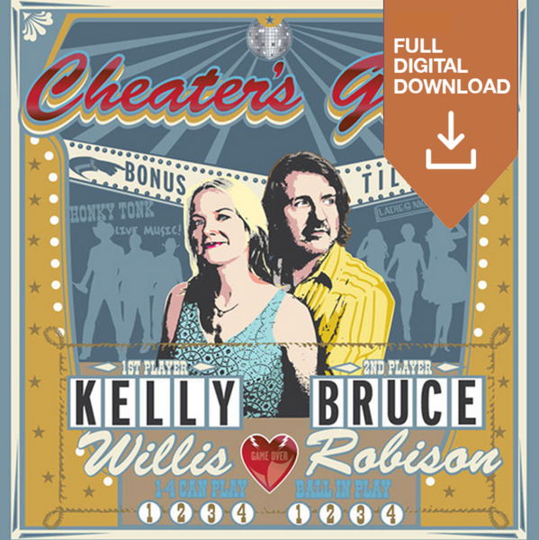 """Cheater's Game"" - Digital Download"