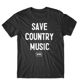 Save Country Music T-Shirt
