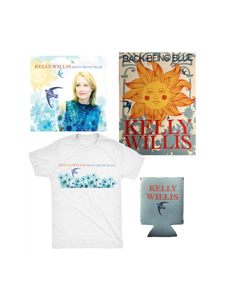 """Back Being Blue"" Bundle #2"