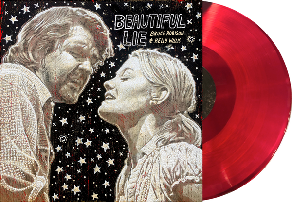 """Beautiful Lie"" LP - Limited Edition Rose Red Vinyl"