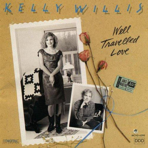 Well Travelled Love - CD