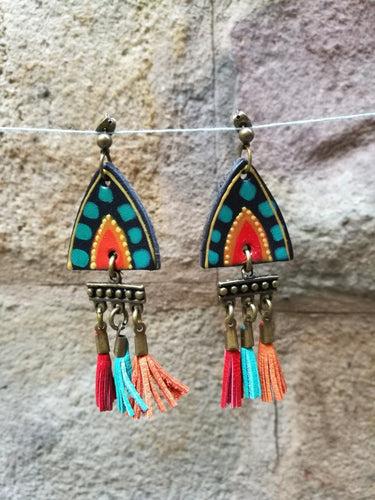 Berber earrings Pendientes Berber
