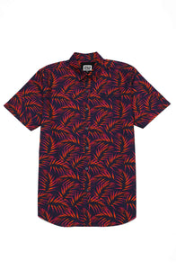 Palm Short-sleeve Shirt - Multi