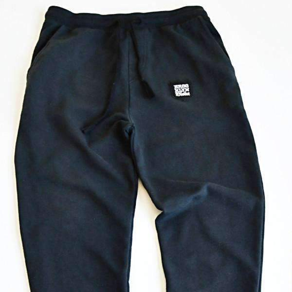 BRKLN BLOKE 'Shield' Joggers (Black)