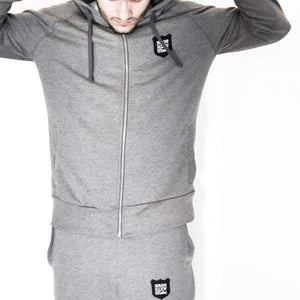 BRKLN BLOKE 'Shield' Sweatsuit (Grey)