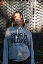 Load image into Gallery viewer, BRKLN BLOKE 'Classic' Hoodie (Grey)