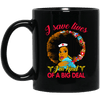 BigProStore Nurse Mug I Save Lives I'm Kind Of A Big Deal Cool Nursing Gifts BM11OZ 11 oz. Black Mug / Black / One Size Coffee Mug