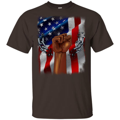 BigProStore African American Family Reunion T-Shirt Designs For Melanin Women Men G200 Gildan Ultra Cotton T-Shirt / Dark Chocolate / S T-shirt