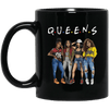 BigProStore Proud African American Queen Pro Black Girl Rock Mug Melanin Women Cup BM11OZ 11 oz. Black Mug / Black / One Size Coffee Mug