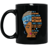 I Am A Strong Melanin October Woman Birth Month Coffee Mug