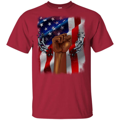 BigProStore African American Family Reunion T-Shirt Designs For Melanin Women Men G200 Gildan Ultra Cotton T-Shirt / Cardinal / S T-shirt