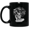 BigProStore My Roots Coffee Mug African American Black People Melanin Women Men BM11OZ 11 oz. Black Mug / Black / One Size Coffee Mug