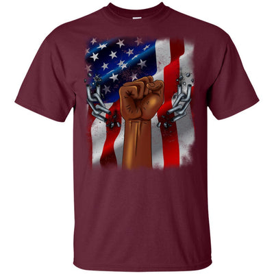 BigProStore African American Family Reunion T-Shirt Designs For Melanin Women Men G200 Gildan Ultra Cotton T-Shirt / Maroon / S T-shirt
