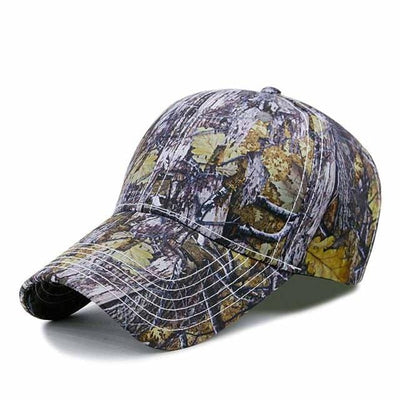 BigProStore Orange Hunting Trucker Hat Maple Leaf Camo Baseball Cap Hunter Gift Camo Army Hat