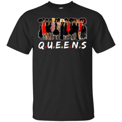 Proud Pro Black Girl Rock T-Shirt African American Queen Melanin Women BigProStore