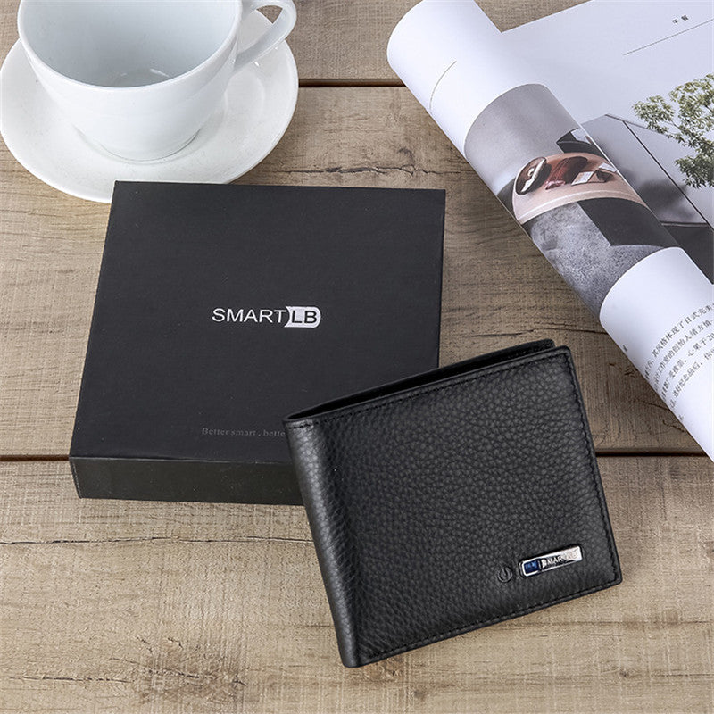 Walastyle Bluetooth GPS Anti-Lost Wallet