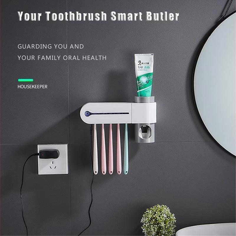 Walastyle UV Toothbrush Sterilizer Holder Set