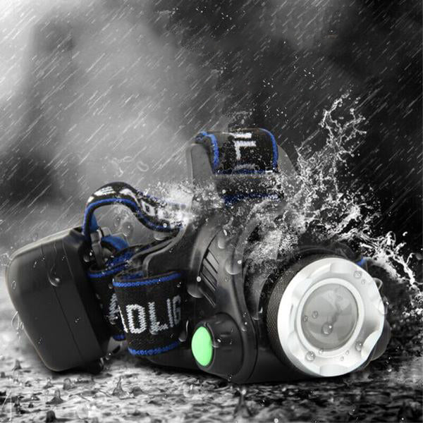 walastyle LED fishing headlights