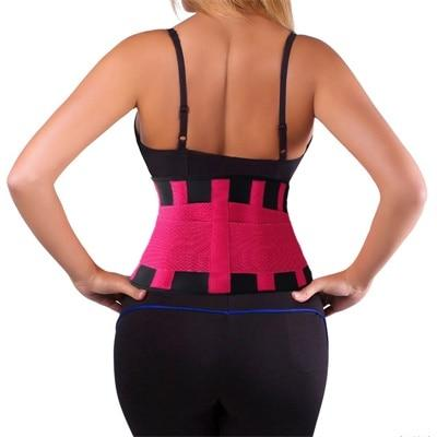 Walastyle Adjustable Elastic Waist Fitness Belt