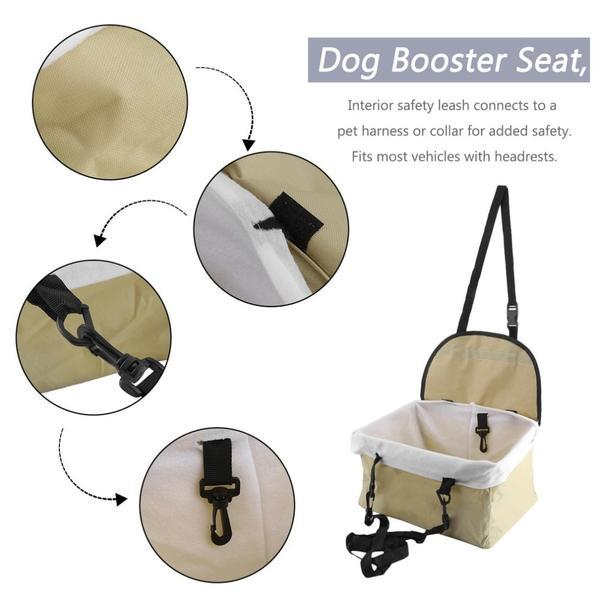 Walastyle Cat and dog car seat