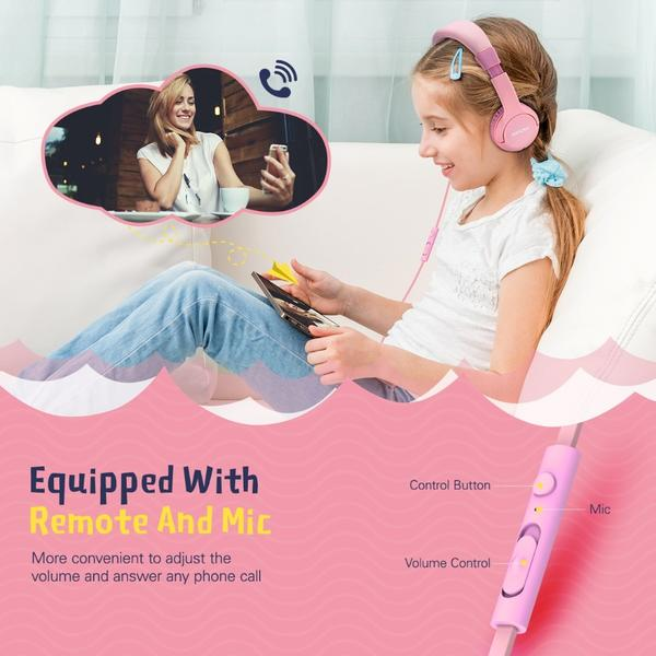 Walastyle Children's wired microphone