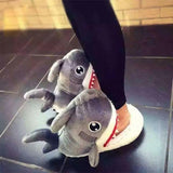 walastyle cute shark slippers
