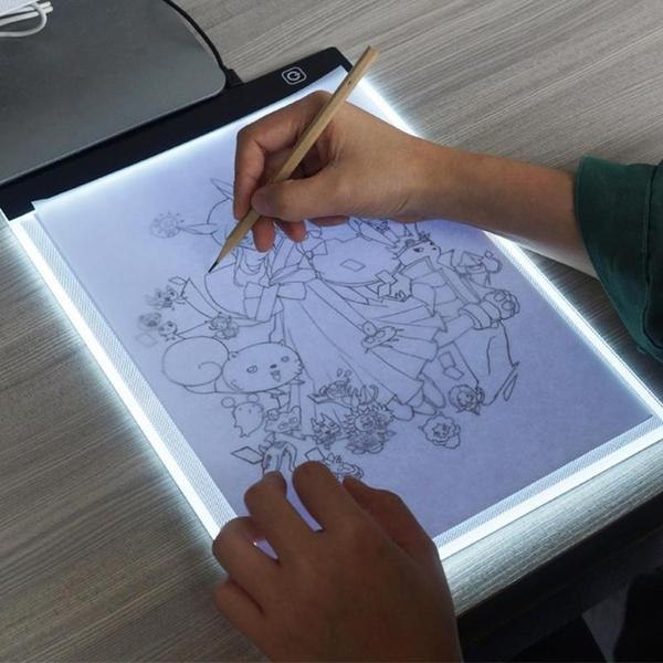 walastyle LED Artist Tracing Table