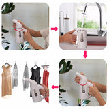 Walastyle Mini Fabric Steamer